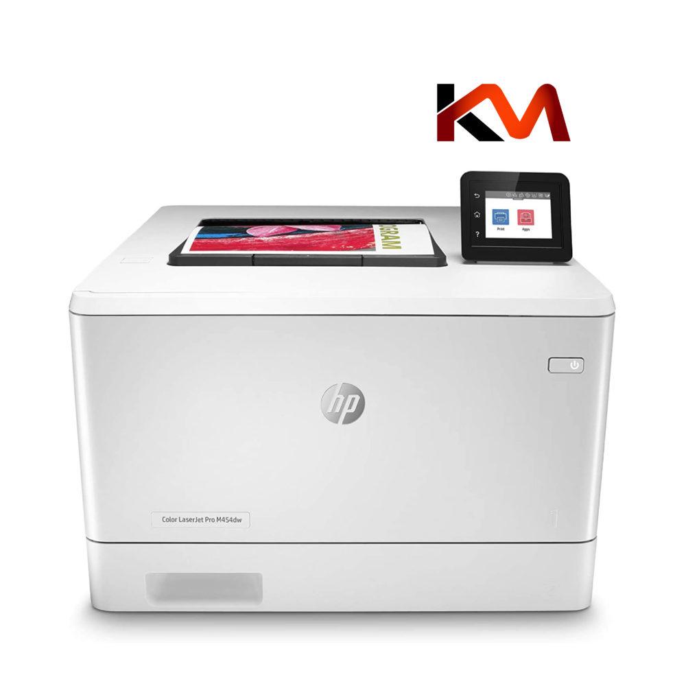 HP Color LaserJet Pro M454dw 1